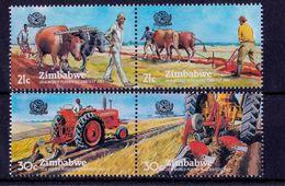 Zimbabwe - UMM World Ploughing Contest 1983 - Zimbabwe (1980-...)
