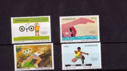 Zimbabwe - UMM Olympics 1984 - Zimbabwe (1980-...)