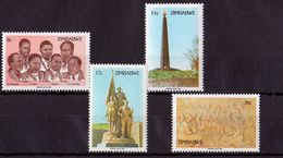 Zimbabwe - UMM Heroes Day 1984 - Zimbabwe (1980-...)