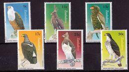 Zimbabwe - UMM Birds Of Prey 1984 - Zimbabwe (1980-...)