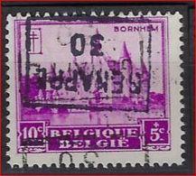 Zegel Nr. 308  Voorafstempeling Nr. 5958 GENAPPE 1930  In Positie  D  ; Staat Zie Scan ! - Precancels