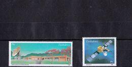 Zimbabwe - UMM Earth Satellite Station 1985 - Zimbabwe (1980-...)