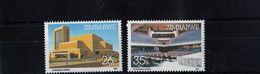Zimbabwe - UMM Harare Int Conference Centre 1986 - Zimbabwe (1980-...)
