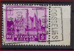 Zegel Nr. 308  Voorafstempeling Nr. 5963 GOSSELIES 1930  In De Posities B Met BLADBOORD ; Staat Zie Scan ! - Precancels