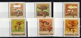 Zimbabwe - UMM Edible Mushrooms 1992 - Zimbabwe (1980-...)