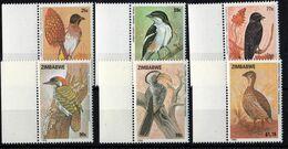 Zimbabwe - UMM Birds 1992 - Zimbabwe (1980-...)