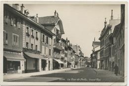 La Tour-de-Peilz, Grand'Rue - VD Vaud