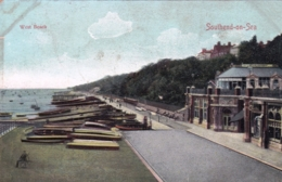SOUTHEND On SEA - Essex -  West Beach - Southend, Westcliff & Leigh