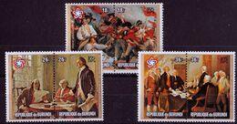 Burundi - UMM - 200th Ann American Revolution 1976 - Burundi