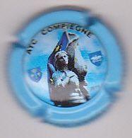 Capsule Champagne LEBRUN Paul ( 65 ; ATC Compiègne , Contour Bleu Ciel ) {S34-20} - Champagne