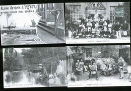 TRES BEAU LOT DE 200 CARTES POSTALES  TOUTES REGIONS - Postcards