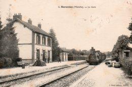 Barenton : La Gare - Barenton