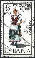 Spain 1970 - Mi 1862 - YT 1609A ( Regional Costumes, Santa Cruz De Tenerife ) - 1931-Heute: 2. Rep. - ... Juan Carlos I