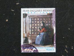 FRANCE YT 4286 OBLITERE - JEAN JACQUES HENNER PEINTRE POEINTURE TABLEAU - Usati