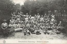 37 Kalmthout Schoolvilla Diesterweg School In 't Bosch. Uitgave Hermans !! - Kalmthout