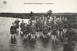 40 Kalmthout Schoolvilla Diesterweg In Het Ven Uitgave Hermans !! - Kalmthout