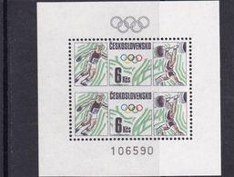 (K 6563) Tschechoslowakei, Block 76** - Hojas Bloque