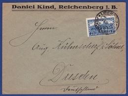 Beleg (aa1901) - Lettres & Documents