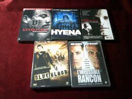 LOT DE 5 DVD ° POUR 10 EUROS °°° LOT 332 - Collections, Lots & Séries