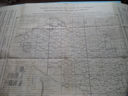 Liste ALPHABETIQUE Des NOMS De COMMUNES Des Cartes De La Belgique ( Institute Cartographique Militaire 1905 ) ! - Europa