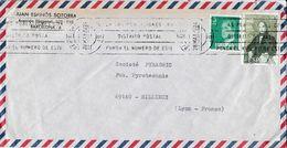 ESPAGNE LETTRE DE BARCELONE POUR LA FRANCE 1982 - 1931-Heute: 2. Rep. - ... Juan Carlos I