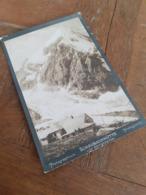SCHAUBACHHUETTE Und KOENIGSSPITZE - TIROL - PHOTOGRAPHICUM - PHOTOGLOB CO - ZUERICH - 1897 - Lugares