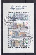 (K 6567) Tschechoslowakei, Block 81, Gest - Hojas Bloque
