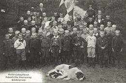 47  Kalmthout Heide Schoolvilla Diesterweg Kindergroep Met Hond Bella  Uitgave Hoelen 4913 - Kalmthout