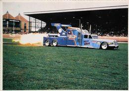 Camion Américain Rabaissé Racing Truck KENWORTH - Lucky Strike TRUCKSTAR - Camion, Tir