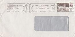ESPAGNE SEUL SUR LETTRE DE BARCELONE POUR LA FRANCE 1983 - 1931-Hoy: 2ª República - ... Juan Carlos I