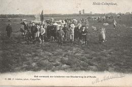 55  Kalmthout Heide Het Vermaak Der Kinderen Van Diesterweg In D'Heide  Uitgave Hoelen 398 - Kalmthout