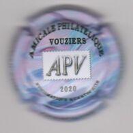 Capsule Champagne VAUTHIER Yannick ( 2c ; APV 2020 ) {S34-20} - Champagne