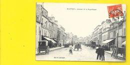 MANTES Rare? Avenue De La République (Lenormand) Yvelines (78) - Mantes La Ville