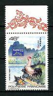 POLYNESIE 1993 N° 439A ** Neuf MNH  Superbe Taipei 93 Horoscope Chinois Le Coq Animaux Animals - French Polynesia