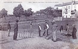 63 - L Auvergne Pittoresque - Gens De Chez Nous - Les Joueurs De Quilles - Sin Clasificación