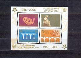 SERBIA AND MONTENEGRO - MNH - EUROPA CEPT 2005. - MI.NO.BL 59A - CV = 7,5 € - Europa-CEPT