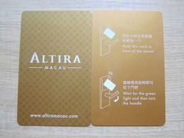 Altira Hotel,Macao - Chiavi Elettroniche Di Alberghi