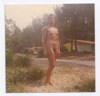DC552 Photographie Vintage Charme Nue Femme érotisme Nude Risque Nu Woman Snapshot AKT FKK érotique - Weiblicher Akt (1941-1960)