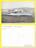 CPSM Bateau YACHT ♥️♥️☺♦♦ M. Y. DULSOL  ֎ Tony Morgan - Photo Marine, CANNES MONACO - Autres