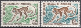 N° 339 Et N° 349 Du Cameroun - X X - ( E 444 ) - Monkeys