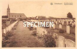 English Cemetery - Dikkebus - Ieper