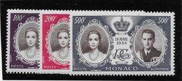 Monaco Poste Aérienne N°63/65 - Neufs ** Sans Charnière - TB - Luftfahrt