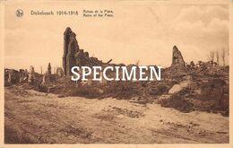 Ruines Of The Place - Dikkebus - Ieper