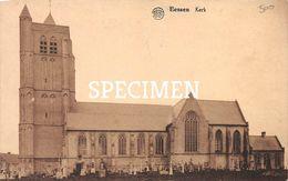 Kerk - Esen - Diksmuide