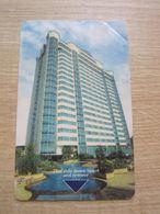Windsor Suites Hotel,Bangkok,edge With Damages - Chiavi Elettroniche Di Alberghi
