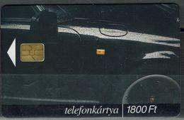 HUNGARY 2002 PHONECARD CARS USED VF!! - Cars