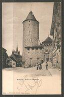 Carte P De 1901 ( Romont / Tour Du Château ) - FR Fribourg