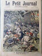 Le Petit Journal Du 3 Avril 1898 Madagascar Marine Russe Chant Du Cygn Beethoven - Kranten