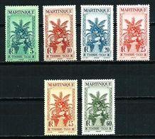 Martinica (Francesa) Nº Tasa-12/... Cat.8€ - Impuestos