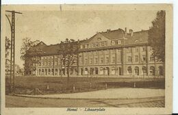 LITUANIE - MEMEL - Libauerplatz - Lithuania